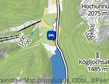 Map: Hotel Alpin