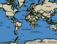 Map: Alpinhotel Berghaus