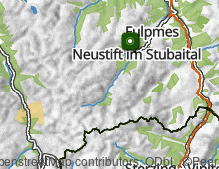 Map: Neustift im Stubaital