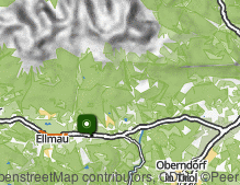 Map: Going am Wilden Kaiser
