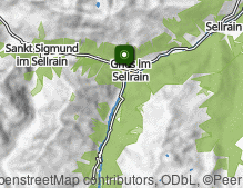 Map: Gries im Sellrain