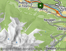 Map: Inzing