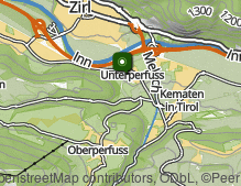 Map: Unterperfuss