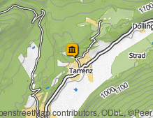 Map: Heimatmuseum Tarrenz