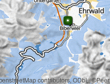 Map: Biberwier