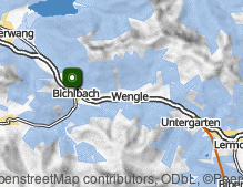 Map: Bichlbach