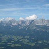 Das majestätische Kaisergebirge