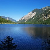 plansee richtung nord